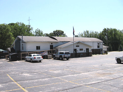 American Legion Post 568 Stevensville Hall Rental Wedding